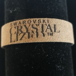 Swarovski Jewelry - SWAROVSKI SINGLE SNAP BRACELET